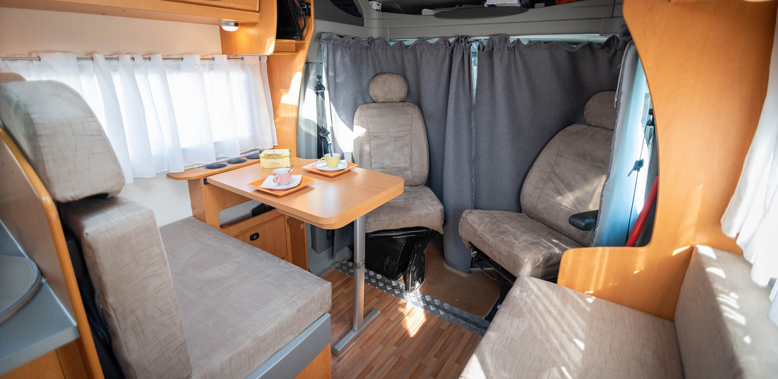Rénovation de camping-car