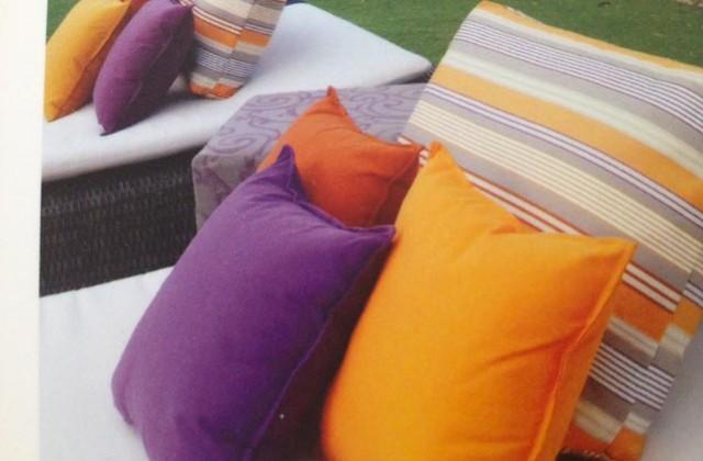 tissu outdoor couleur