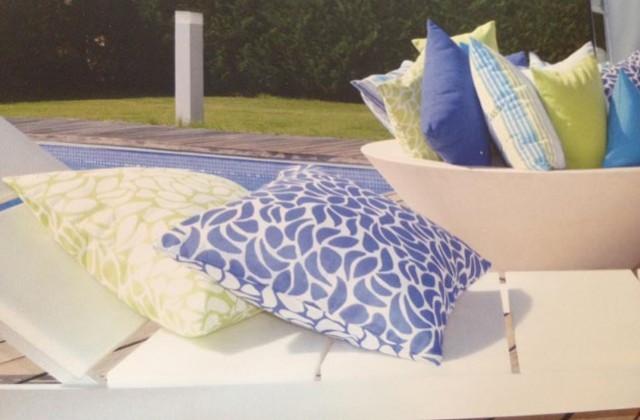tissu outdoor motif