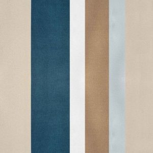 rideau rayures marine bleu blanc beige taupe