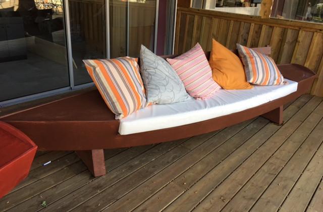 Canapé/Barque