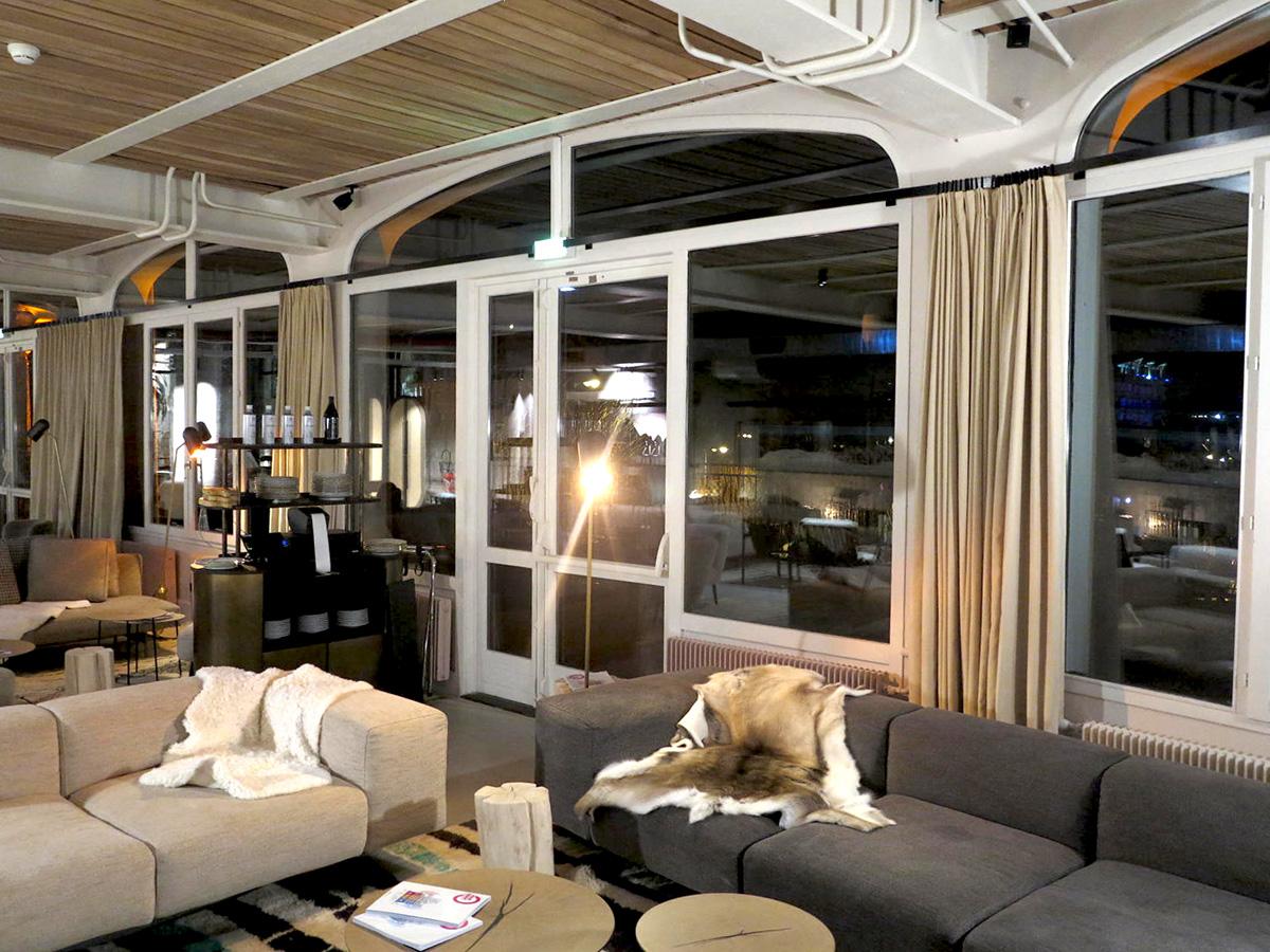 Rideaux lounge