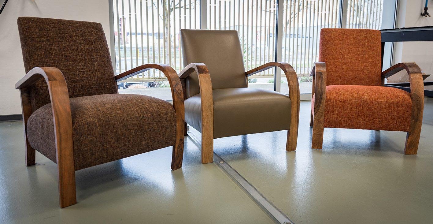 Collection de fauteuil
